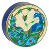 Fancy Feathers Cookie Tin Container