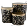 Dazzling Popcorn Tin Container Group