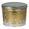 Swirling Snow Popcorn Tin Collection
