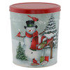Special Delivery Popcorn Tin Container