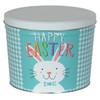 Happy Easter Popcorn Tin Container