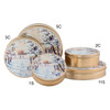 Golden Pond Tin Container Group