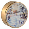 Golden Pond Tin Container