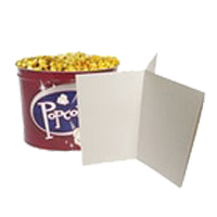 Popcorn Can Dividers