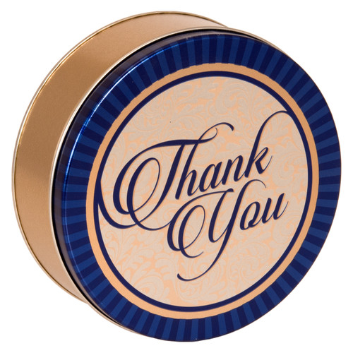 Golden Thank You Tin Collection