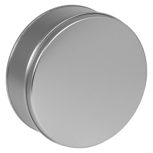 Platinum Cookie Tin Container