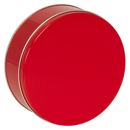 Red Solid Tin Collection