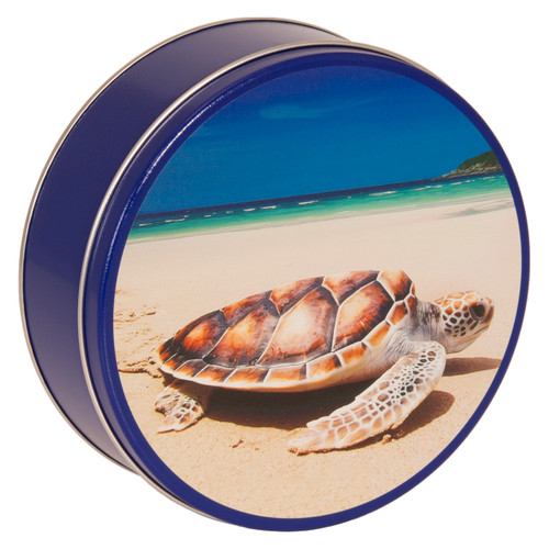 Sea Turtle Tin Collection