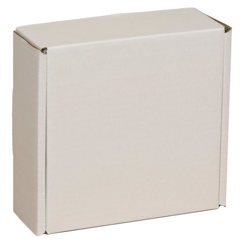 Fliptop Individual Mailing Cartons for Round Tin Containers