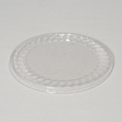 """7"""" Clear Plastic Lid for Tubs"""