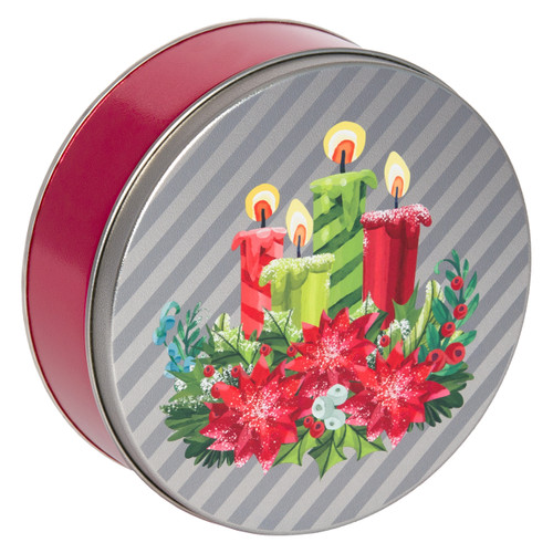 Shimmering Candlelight Tin Collection