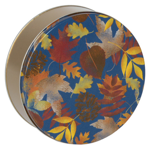 Falling Leaves Tin Collection