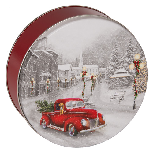 Snowy Drive Tin Collection
