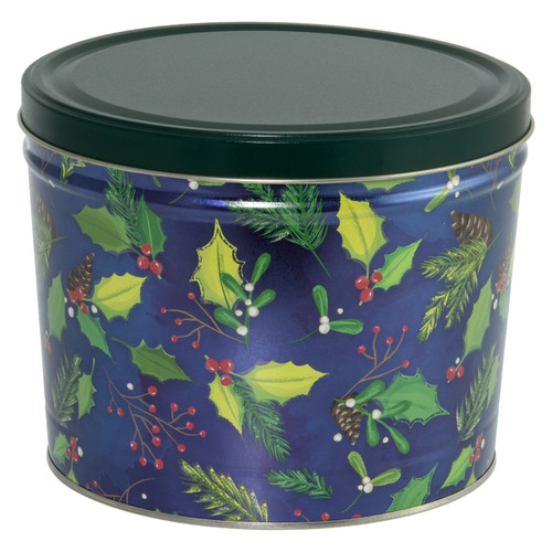 Holly & Pine Popcorn Tin Collection