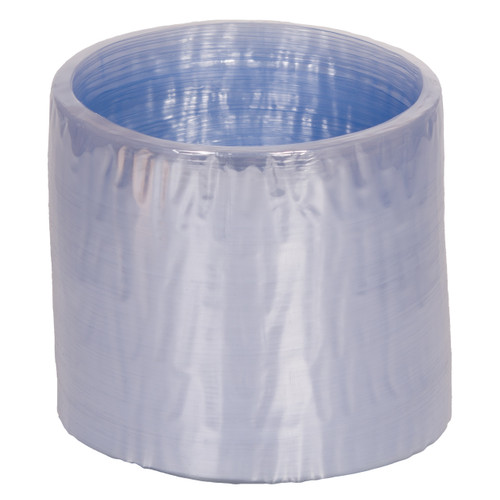 "Tampered proof bands for all 7"" round plastic tubs"