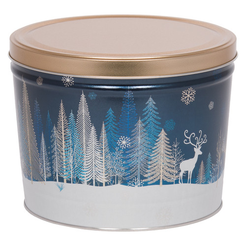 Crystal Evening Popcorn Tin Collection