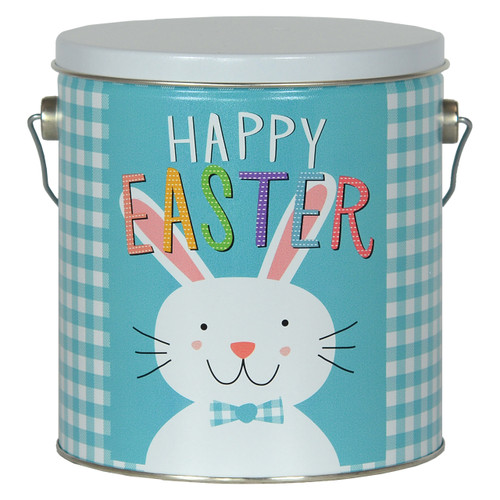 Happy Easter Tall Round Tin Collection