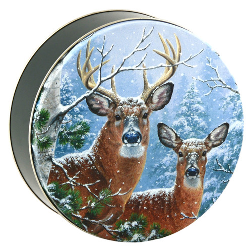 Whitetail Deer Tin Collection