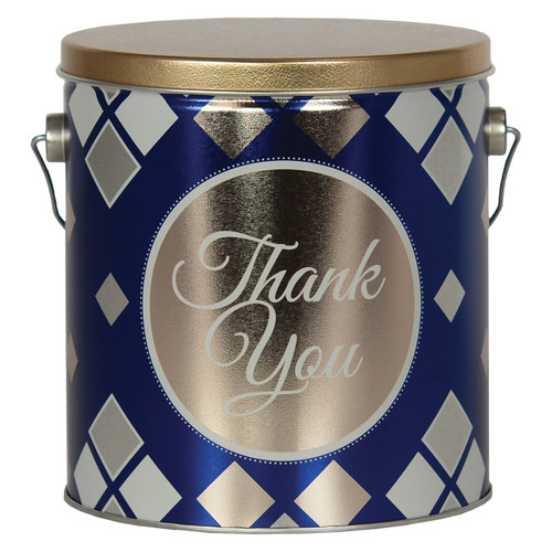 Thank You Tall Round Tin Collection