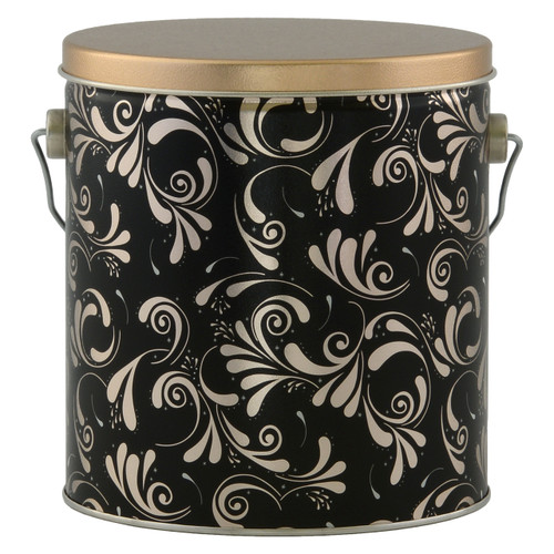 Dazzling Tall Round Tin Collection
