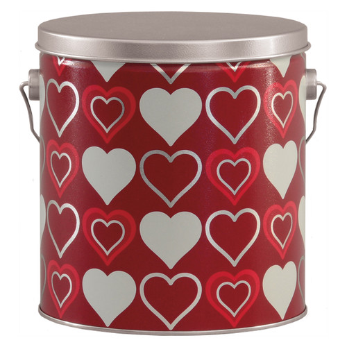 Heartwarming Tall Round Tin Collection