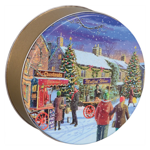 Hometown Holiday Tin Collection