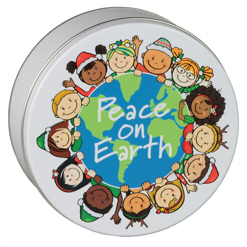 Peace on Earth Tin Collection