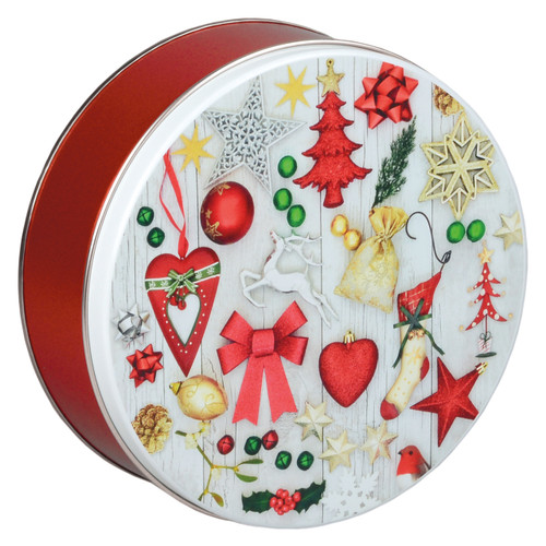 Shiny Baubles Tin Collection