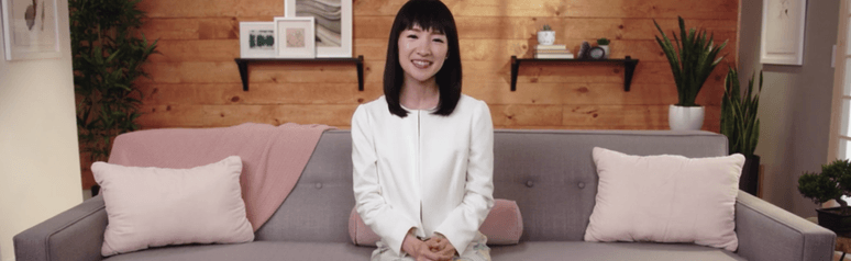 Using Tin Containers to Tidy Up, Just Like Marie Kondo