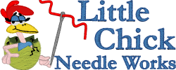 Little Chick Needle Works Logo