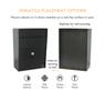 Drop Box Versatile Placement Options