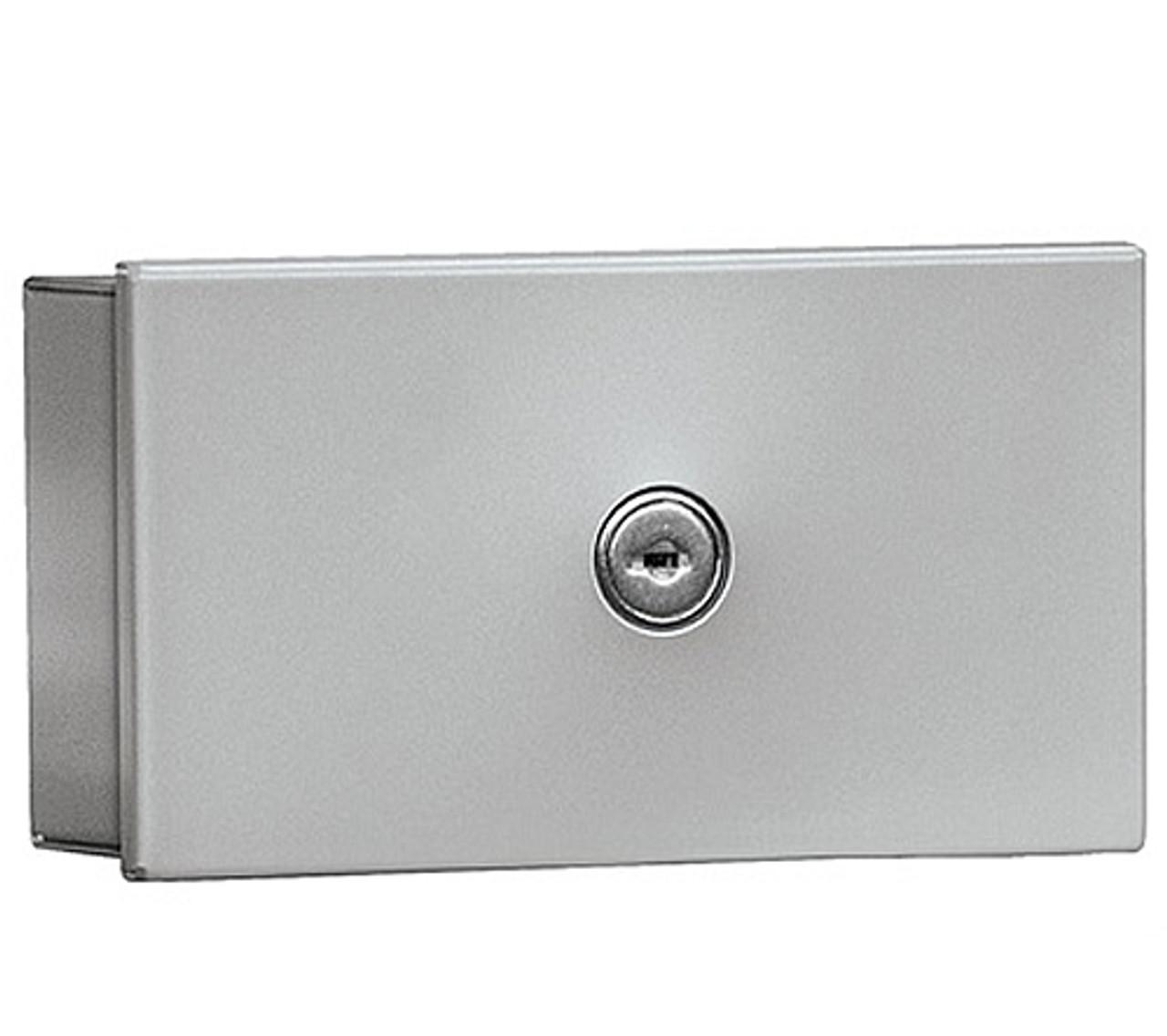 Key Locker Wall Mounted Locking Key Box Key Storage Lock
