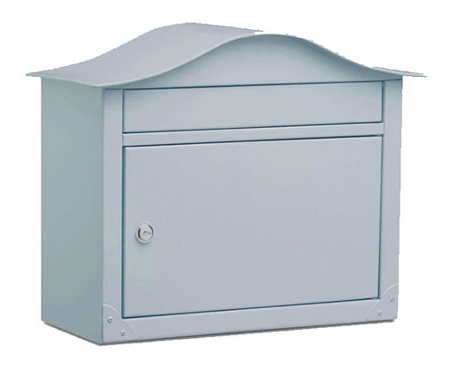 Lunada Locking Wall Mailbox
