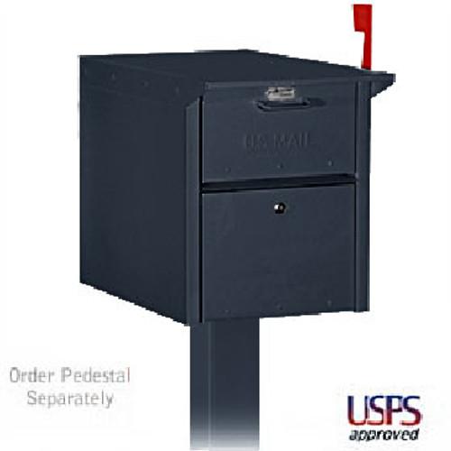 Large Locking Roadside Residential Mailbox