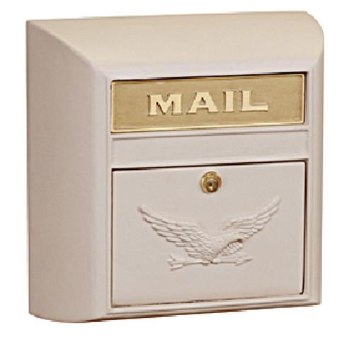 Modern Locking Mailbox