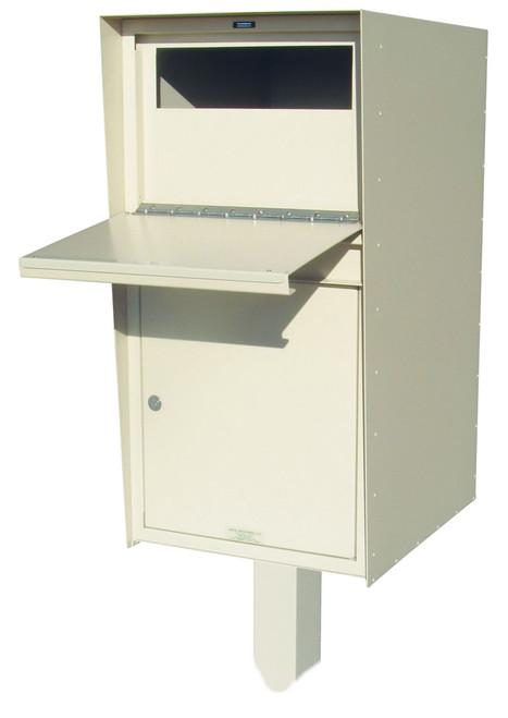 Locking Parcel Drop Box