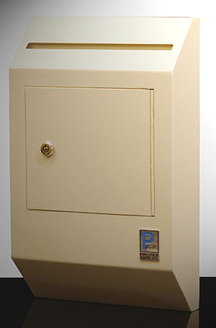 Locking Wall Mounted Payment Drop Box