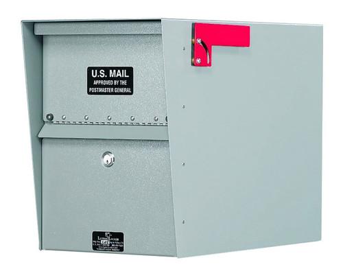 Letter Locker Locking Steel Mailbox