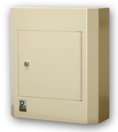 Indoor Wall Mounted Envelope Drop Box with Key Lock