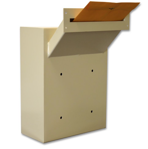 Through Wall Adjustable Chute Drop Box