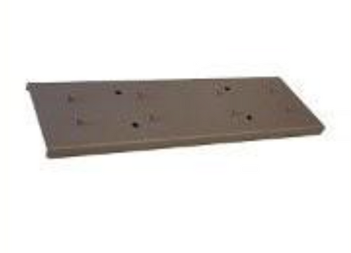 Spreader Bar Adapter Plate for 2 ASMVB1 Mailboxes