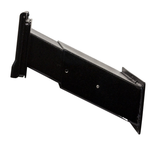 "Side View Mail Slot for Walls 8"" to 14"" Adjustable US Mail Drop"