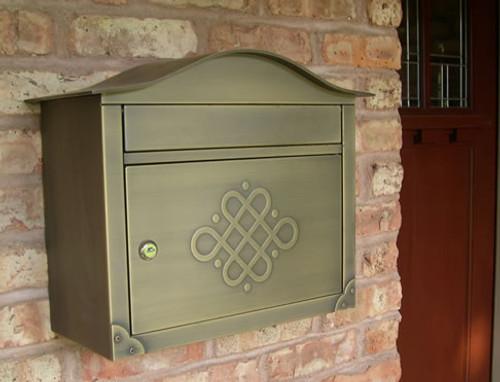 Architectural Mailboxes Peninsula Wall Mailbox