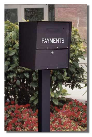 Locking Payment Drop Box Locking Drop Boxes