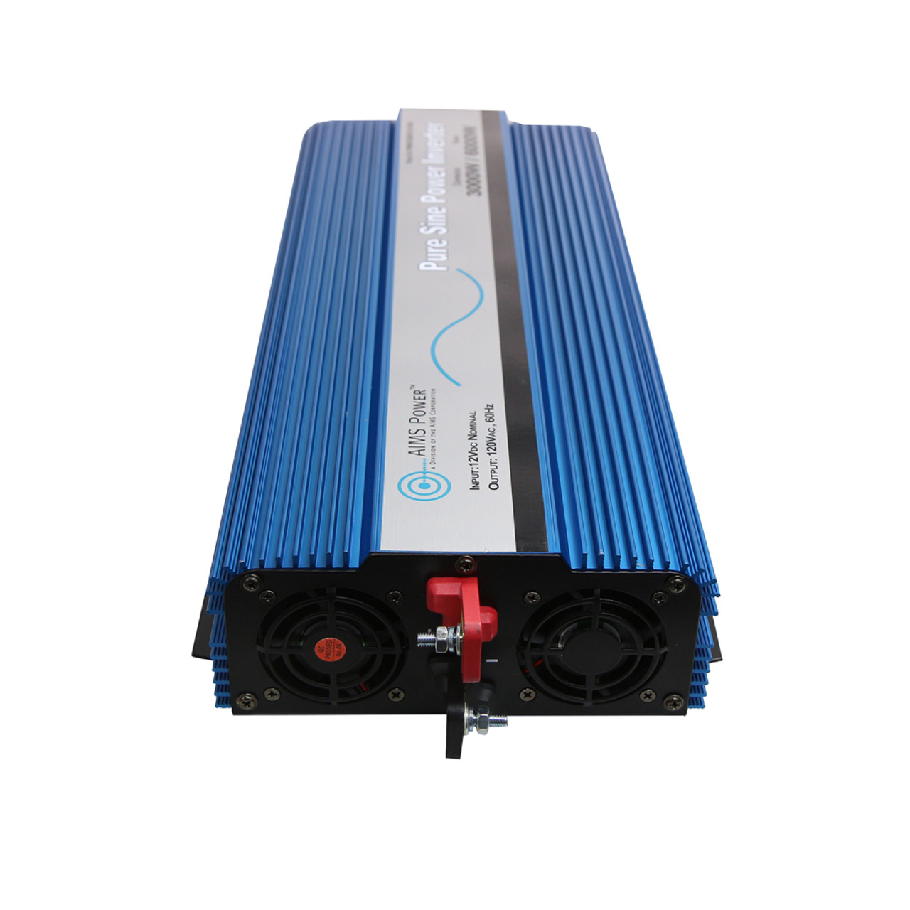 3000 Watt Pure Sine Inverter 12V DC