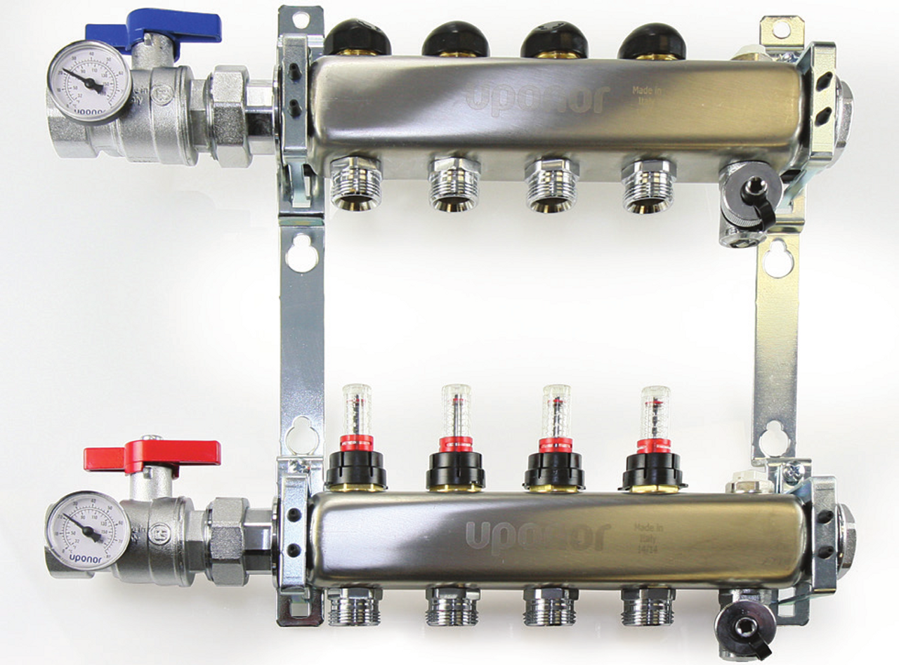 Uponor Manifold 10-loop