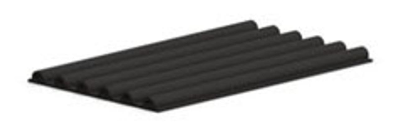 """Solarprene® 3.5"""" Rubber Strips - 98ft roll"""