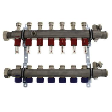 Viega 7 Loop Manifold