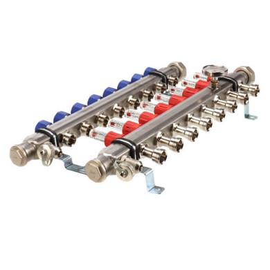 Viega 12 Loop Manifold