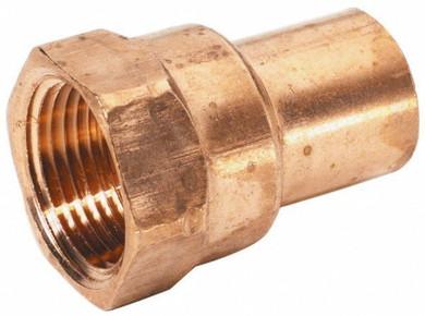 """3/4"""" Copper x 1"""" Female Adapter"""